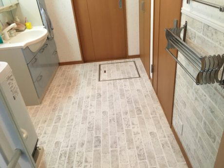 S様邸洗面室改修