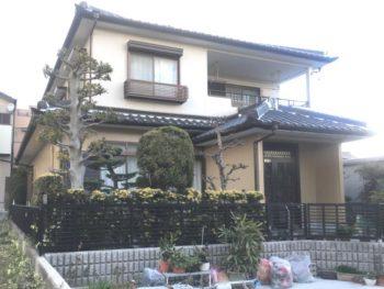 名古屋市 N様邸 外装改修工事