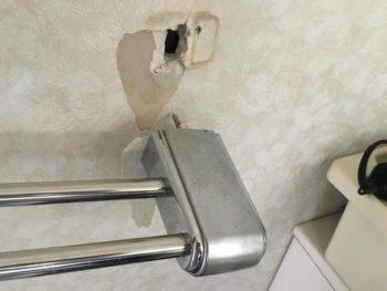 鈴鹿市 T様邸 内壁修理工事